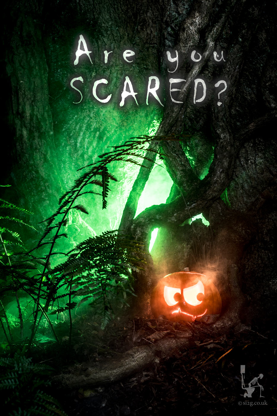 Are You Scared? - A client asked us to design a Halloween themed campaign in the run-up to the launch of their start-up business.  The campaign was well received, sparking interest from peers within their industry.